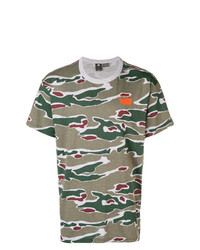 G-Star Raw Research Camouflage T Shirt