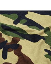 26777886720c Sandro Slim Fit Camouflage Print Cotton Jersey T Shirt, $125 | MR ...