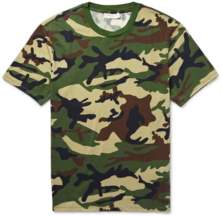 T-shirt Sandro �� Camouflage Rond Col Olive baebfcedbffaa|NFL Mock Draft 2019: Predictions, Evaluation For Mix Stars And High Prospects