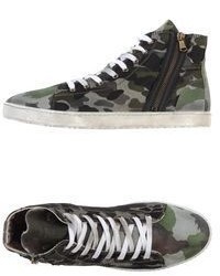 Yab High Tops Trainers