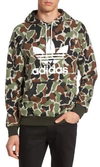 ... adidas Originals Camo Hoodie ... 6e65d2cd58