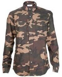 Ami Alexandre Mattiussi Mi Military Shirt