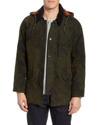 Rodd & Gunn Earnslaw Resin Camo Jacket