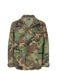 Polo Ralph Lauren Military Army Jacket