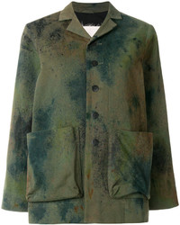 Toogood camouflage painting print jacket medium 6744520