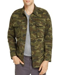 Uniform Aap Ferg Camo Military Jacket 100%