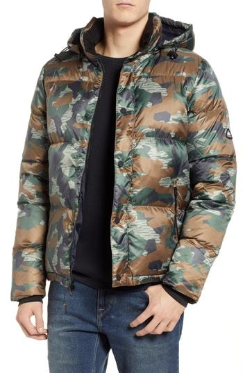 3fd9f7a1476bd ... Camouflage Puffer Jackets Penfield Equinox 550 Fill Power Down Jacket