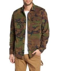Vans Hillcrest Fleece Shirt Jacket