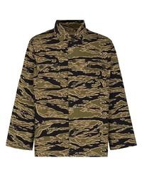 Wacko Maria X Tim Lehi Tigercamo Shirt Jacket
