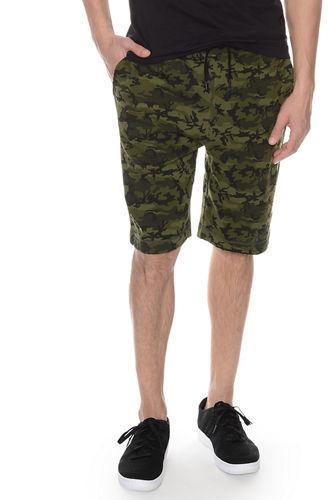 2xist Camo Terry Drawstring Shorts