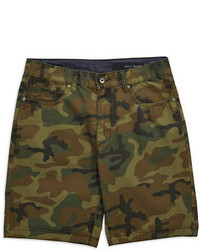 DKNY Jeans Camouflage Shorts