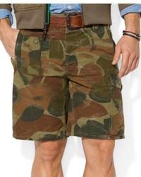 Ralph Lauren Polo Relaxed Fit Ranger Camo Print Shorts