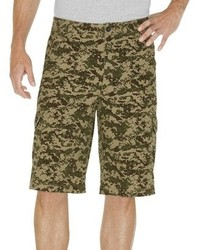 Dickies Relaxed Fit Ripstop 13 Camo Cargo Short