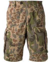 The Editor Camouflage Shorts