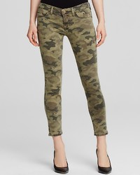 Hudson Jeans Skinny Camo