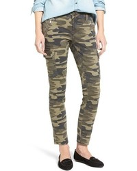 Juliette camo print military cargo pants medium 1252294