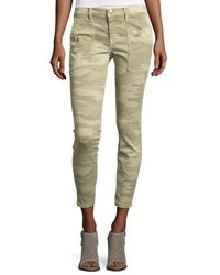The station agent camo cropped skinny jeans medium 815864