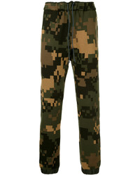 Sacai Camouflage Track Pants