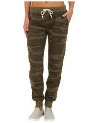 Alternative Eco Fleece Jogger Pant Casual Pants