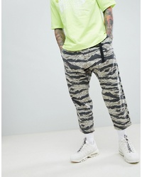 ANTIMATTER Joggers In Camo