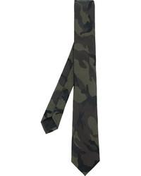 Valentino Garavani Camouflage Tie