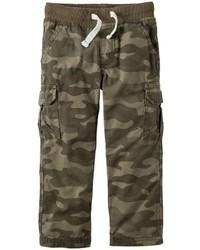 Carter's Mid Tier Pants Camo 2t