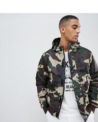 Dickies Jacket In Camo