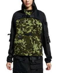 Nike X Mmw Beryllium Hooded Jacket