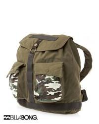 Billabong Semi Precious Backpack Olive