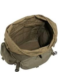 e27331335 Everest Large Cotton Canvas Backpack, $67   shoes.com   Lookastic.com