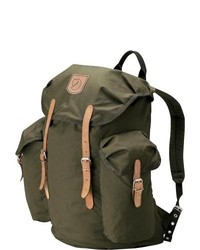 FjallRaven Vintage Backpack 20l Olive
