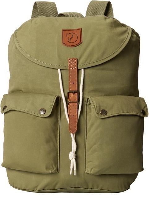 b66b346b2 ... Olive Canvas Backpacks Fjallraven Greenland Backpack Large Backpack  Bags ...