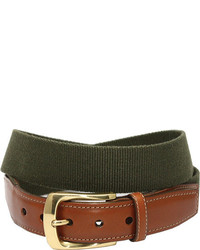 Torino Leather Co. 68323 Olive Belts