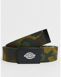 Dickies Orcutt Belt In Camo