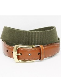 Torino European Ribbed Surcingle Belt