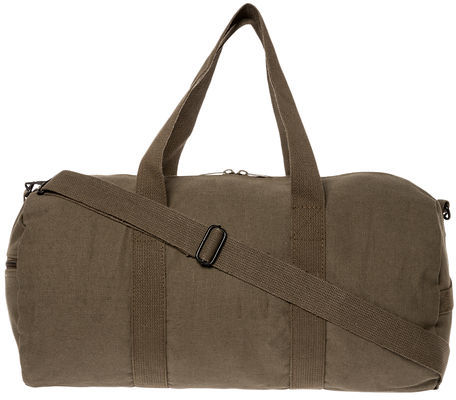 Duffle Bags Rothco The 19 Canvas Shoulder Bag In Olive Drab