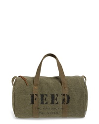 FEED Utility Duffel Bag