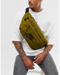 Nike Large Crossbody Bag In Green