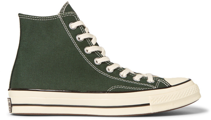 4c53eb3f45 Converse 1970s Chuck Taylor All Star Canvas High Top Sneakers, $85 ...