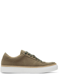 Khaki grand sneakers medium 3773223