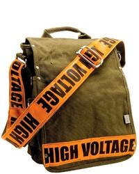 Ductitm High Voltage Messenger Bag