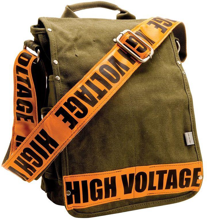 2ea4b963099 Ductitm High Voltage Messenger Bag,  62   Kohl s   Lookastic.com