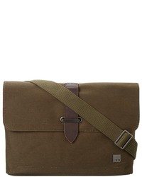 Knomo London Troon Slim Messenger Laptop Bag