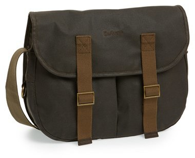 Messenger Bags Barbour Waxed Canvas Tarras Bag