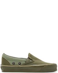 Vans Nigel Cabourn Og Classic Slip On Sneakers