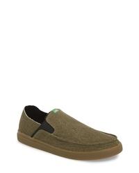 Sanuk Pickpocket Slip On Sneaker