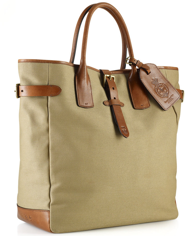 Polo Ralph Lauren Bag Core Canvas Tote | Where to buy & how to wear