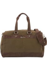 Robert Graham Canvas Duffel Bag Olive