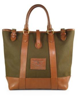 4a2fa1a6ac5 ... Polo Ralph Lauren Heritage Canvas Tote Bag ...