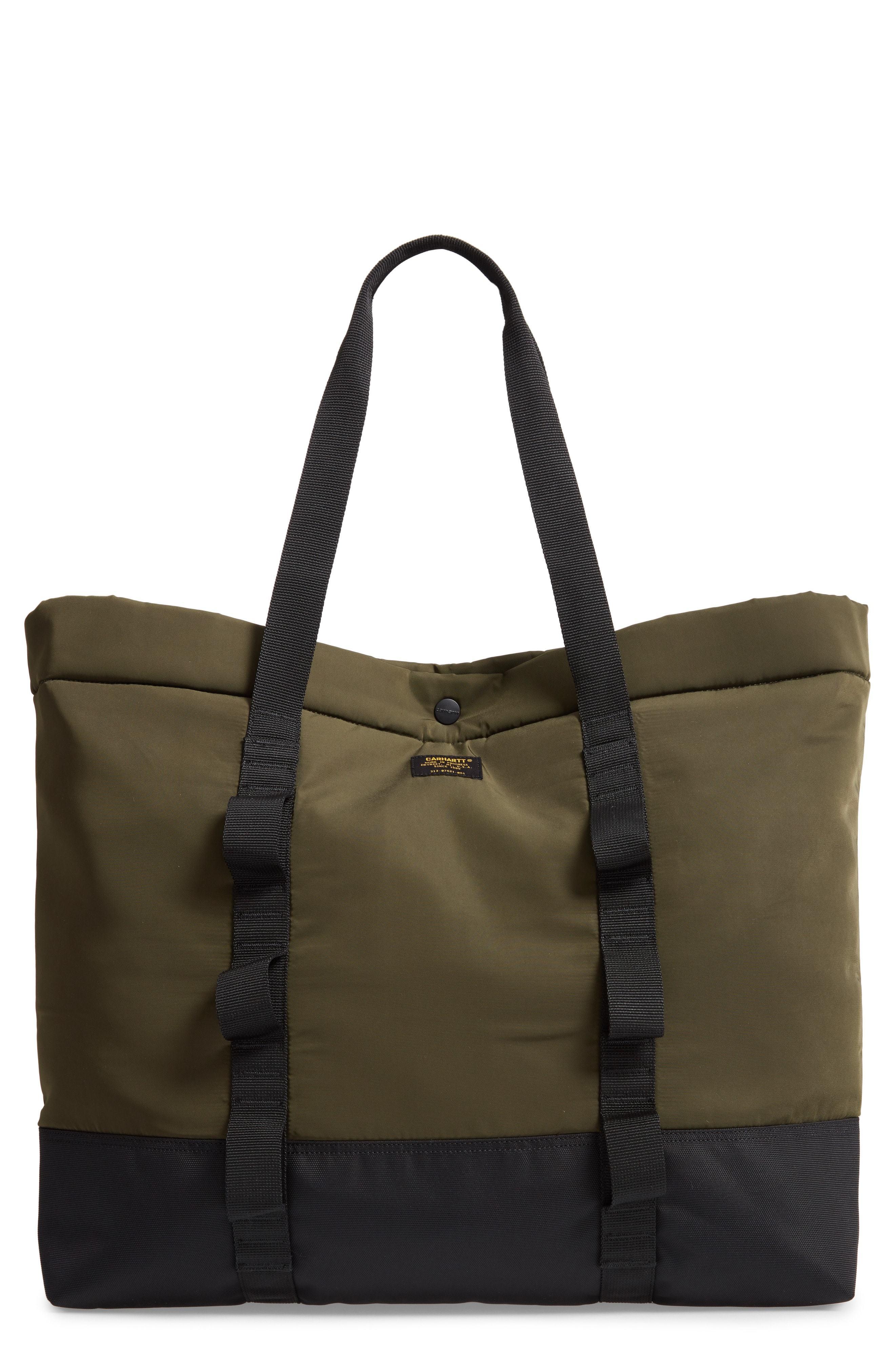 a1d87035632 CARHARTT WORK IN PROGRESS Military Shopper Tote Bag, $108 ...